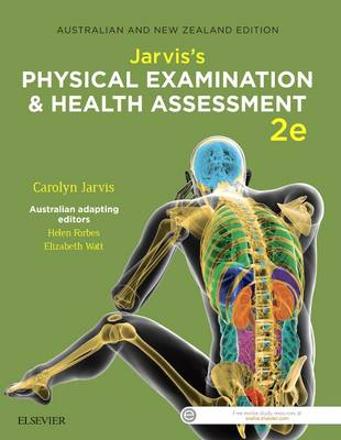 Jarvis Physical Examination Assessment 2nd Ed including Pocket Companion