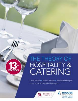 Theory of Hospitality and Catering