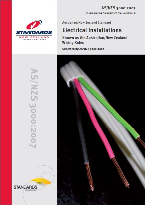 Recommended only textbooksrus the online student bookstore that nz standards asnz 3000 electrical installationeducation fandeluxe Gallery